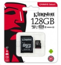 Kingston Canvas Select microSDXC 128GB UHS-I U1 SDCS/128GB