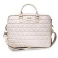 """GUCB15QLPK Guess Quilted Obal pro Notebook 15"""" Pink"""
