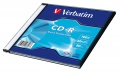 CD-R Verbatim DL 700MB 52x Extra Protection slim box
