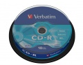 CD-R Verbatim DL 700MB 52x Extra protection 10-cake