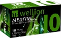 Jehly WELLION MEDFINE PLUS 31Gx10mm 100ks