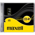 CD-R 700MB 52x 1PK JC 624826 MAXELL